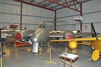 Gloster Meteor F.4 Royal Air Force VT260  Planes of Fame Aircraft Museum Chino, CA 2012-06-12, Photo by: Karsten Palt
