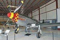North American P-51D Mustang  NL7715C 122-39504 Planes of Fame Aircraft Museum Chino, CA 2012-06-12, Photo by: Karsten Palt