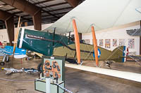 Bristol F.2B Fighter    Planes of Fame Air Museum Valle Valle, AZ 2016-10-11, Photo by: Karsten Palt