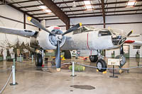 Douglas RB-26C Invader United States Air Force (USAF) 44-35323 28602 Planes of Fame Air Museum Valle Valle, AZ 2016-10-11, Photo by: Karsten Palt