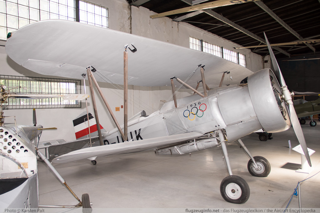 Curtiss Hawk II  D-IRIK H.81 Polish Aviation Museum Krakow 2015-08-22 � Karsten Palt, ID 11582