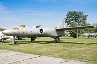 Ilyushin Il-28U Polish Air Force S3 69216 Polish Aviation Museum Krakow 2015-08-22, Photo by: Karsten Palt