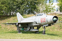 Mikoyan Gurevich MiG-21F-13 Polish Air Force 809 740809 Polish Aviation Museum Krakow 2015-08-22, Photo by: Karsten Palt