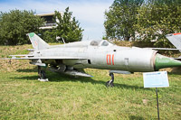 Mikoyan Gurevich MiG-21PFM Polish Air Force 01 940ML-01 Polish Aviation Museum Krakow 2015-08-22, Photo by: Karsten Palt
