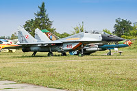 Mikoyan Gurevich MiG-29GT Polish Air Force 4115 N50903006526 Polish Aviation Museum Krakow 2015-08-22, Photo by: Karsten Palt