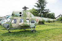 Mil (PZL-Swidnik) Mi-2FM, Polish Air Force, 2121, c/n 512121121,� Karsten Palt, 2015