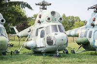 Mil (PZL-Swidnik) Mi-2M2 Polish Air Force 05 ZD0105094 Polish Aviation Museum Krakow 2015-08-22, Photo by: Karsten Palt