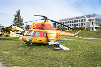 Mil (PZL-Swidnik) Mi-2R  SP-SAR 512617092 Polish Aviation Museum Krakow 2015-08-22, Photo by: Karsten Palt
