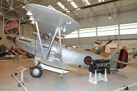 Hawker Hind Afghan Air Force   Royal Air Force Museum Cosford Shifnal, Shropshire 2013-05-17, Photo by: Karsten Palt