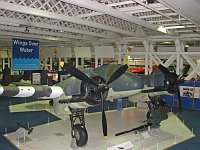 Bristol Beaufighter TF.X Portugal Navy BF-13  Royal Air Force Museum London-Hendon 2008-07-16, Photo by: Karsten Palt
