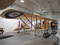 Caudron G.3  3066 7487 Royal Air Force Museum London-Hendon 2008-07-16, Photo by: Karsten Palt