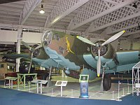 Lockheed Hudson IIIA Royal Australian Air Force (RAAF) A16-199 6464 Royal Air Force Museum London-Hendon 2008-07-16, Photo by: Karsten Palt