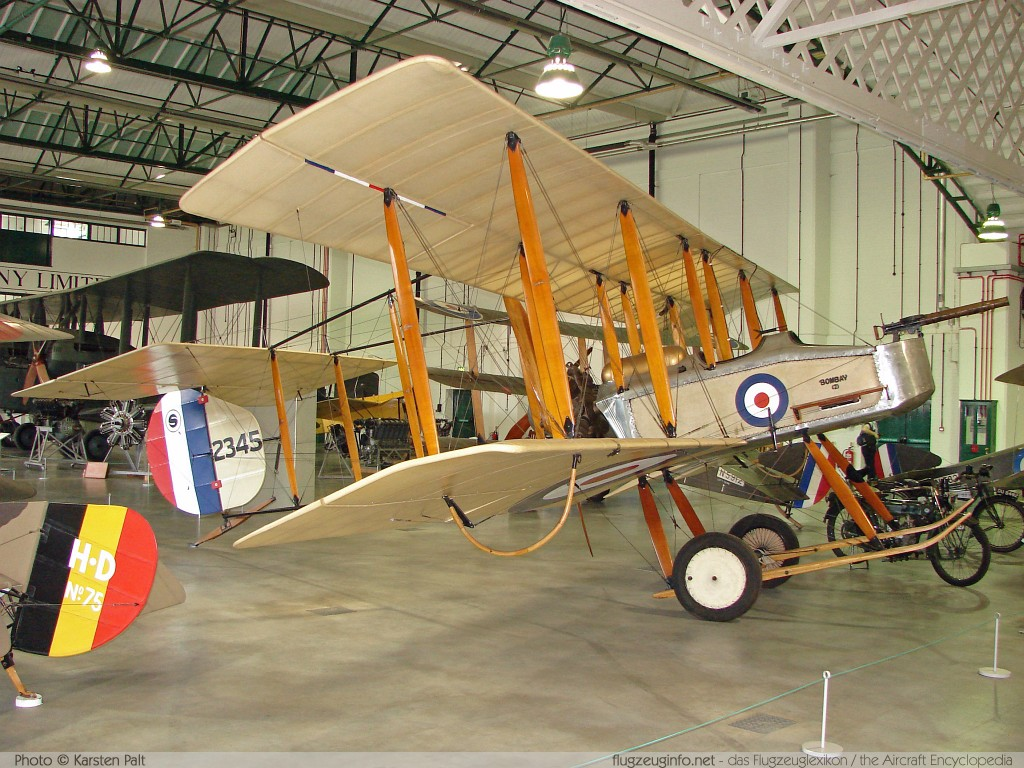 Vickers FB.5  2345  Royal Air Force Museum London-Hendon 2008-07-16 � Karsten Palt, ID 1167