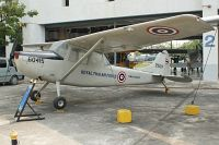 Cessna O-1A Bird Dog (305A/L-19A), Royal Thai Air Force (RTAF), T2-29/15, c/n 23629,© Karsten Palt, 2013