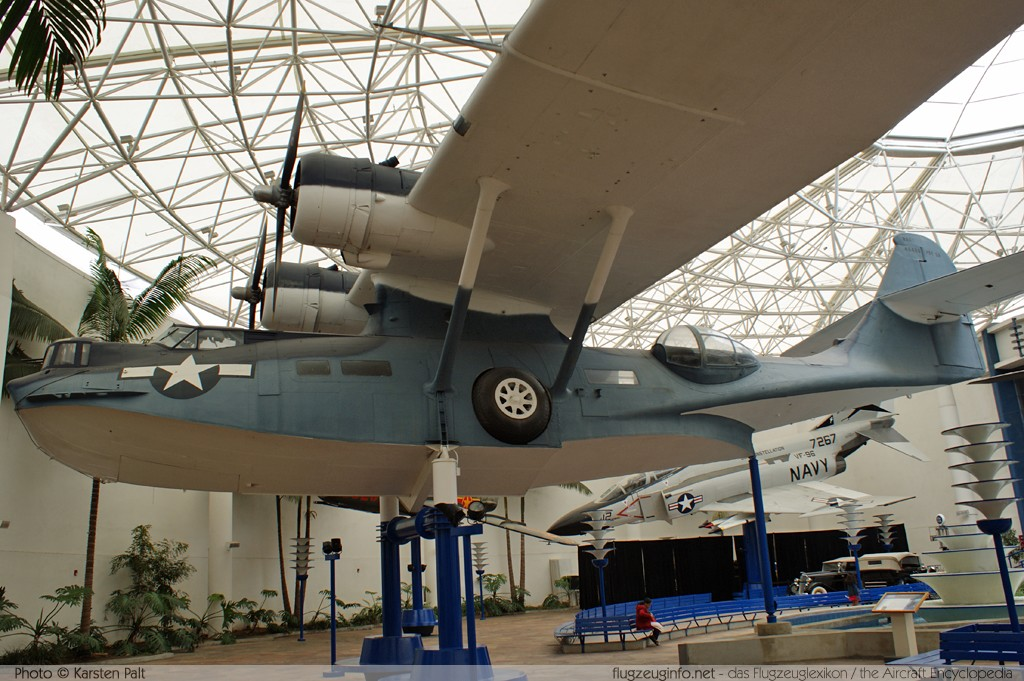Consolidated PBY-5A Catalina  N5590V 1768 San Diego Air and Space Museum San Diego, CA 2012-06-14 � Karsten Palt, ID 6174