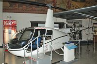 Robinson R44 Raven I  NR44LB  San Diego Air and Space Museum San Diego, CA 2012-06-14, Photo by: Karsten Palt