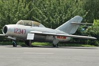 Mikoyan Gurevich MiG-15UTI, Peoples Liberation Army Air Force, 12347, c/n ,© Karsten Palt, 2014