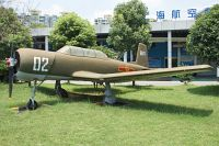 Nanchang CJ-6A Peoples Liberation Army Air Force 61571 3732024 Shanghai Aerospace Enthusiasts Center Shanghai 2014-07-20, Photo by: Karsten Palt