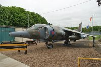 Hawker-Siddeley / BAe Harrier GR.3, Royal Air Force, XV752, c/n 712015,© Karsten Palt, 2013