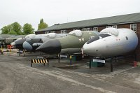 South Yorkshire Aircraft Museum Doncaster 2013-05-18, Photo by: Karsten Palt