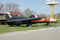 Mikoyan Gurevich MiG-23BN Czech Air Force 9825 0393219825 Technik Museum Speyer 2009-04-02, Photo by: Karsten Palt