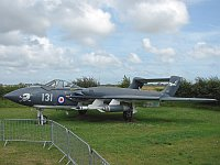 De Havilland DH 110 Sea Vixen FAW2, Royal Navy, XJ580, c/n 10062,© Karsten Palt, 2008