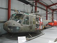 Bell UH-1H United States Army 66-16579 8771 The Helicopter Museum Weston-super-Mare 2008-07-11, Photo by: Karsten Palt