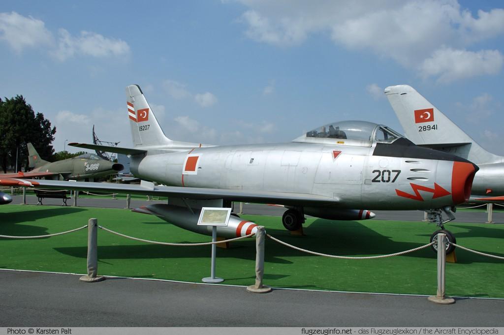 North American F-86 Sabre turkish ile ilgili görsel sonucu