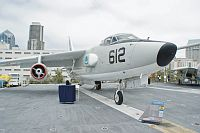 Douglas EKA-3B Skywarrior United States Navy 142251 11577 USS Midway Aircraft Carrier Museum San Diego, CA 2012-06-13, Photo by: Karsten Palt
