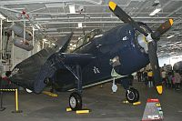Grumman / Eastern Aircraft TBM-3E Avenger United States Navy 85957 2776 USS Midway Aircraft Carrier Museum San Diego, CA 2012-06-13, Photo by: Karsten Palt