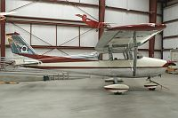 Cessna 172A  N7791T 47391 Yanks Air Museum Chino, CA 2012-06-12, Photo by: Karsten Palt