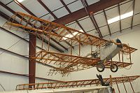 Curtiss JN-� Jenny  N1563 D51 Yanks Air Museum Chino, CA 2012-06-12, Photo by: Karsten Palt