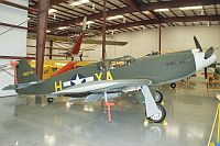 North American P-51A Mustang  N90358 99-22377 Yanks Air Museum Chino, CA 2012-06-12, Photo by: Karsten Palt