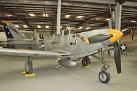 Bell P-�A Kingcobra  N94501  Yanks Air Museum Chino, CA 2012-06-12, Photo by: Karsten Palt