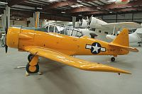 North American SNJ-5 (AT-6D)  N43771 88-15762 Yanks Air Museum Chino, CA 2012-06-12, Photo by: Karsten Palt