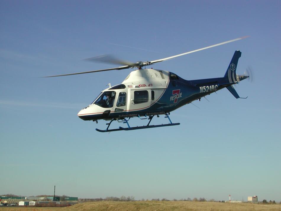 Agusta Agustawestland A119 Aw119 Koala