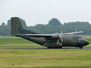 Transport Allianz C.160D Transall, German Air Force / Luftwaffe, 50+17, c/n: D25 © Karsten Palt