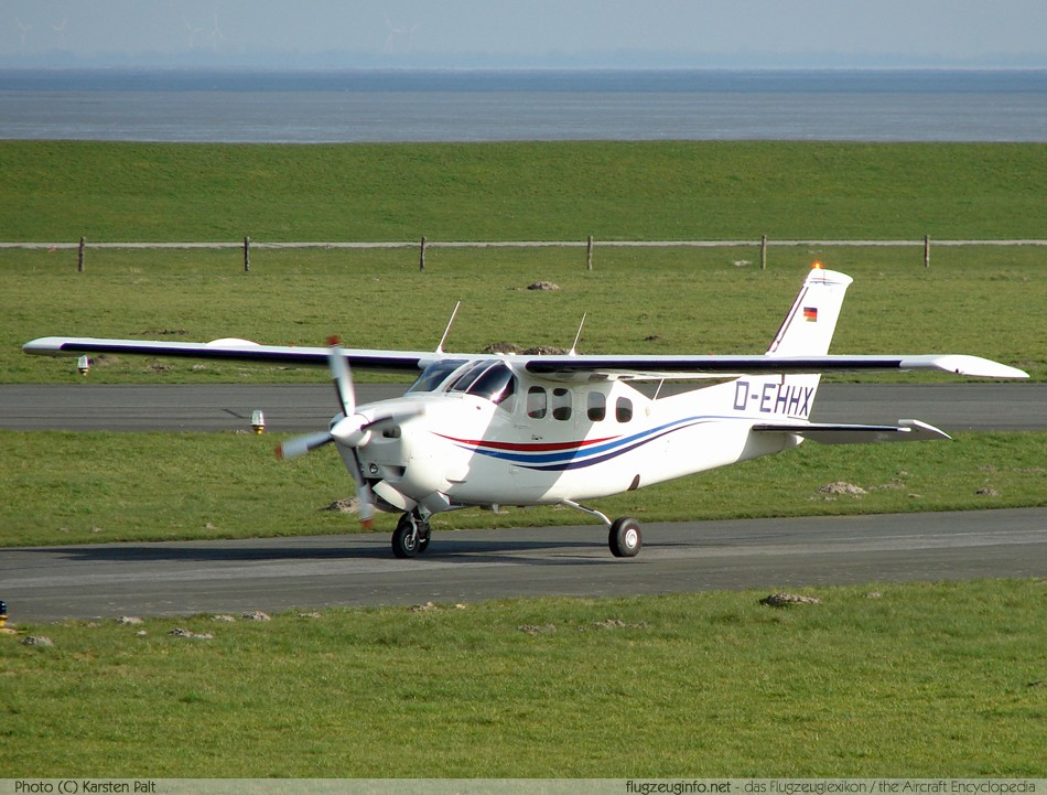 Cessna 210 Centurion Specifications Technical Data