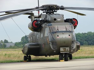 Sikorsky CH-53G, German Army Aviation / Heer, 84+73, c/n V65-071 © Karsten Palt