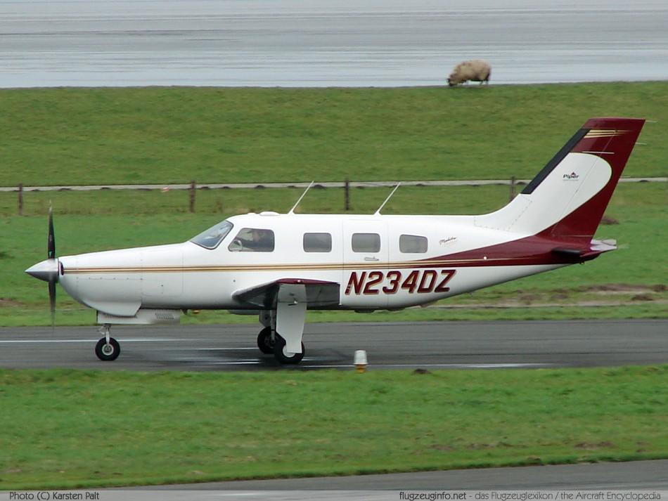 Piper Pa 46 Malibu Specifications Technical Data