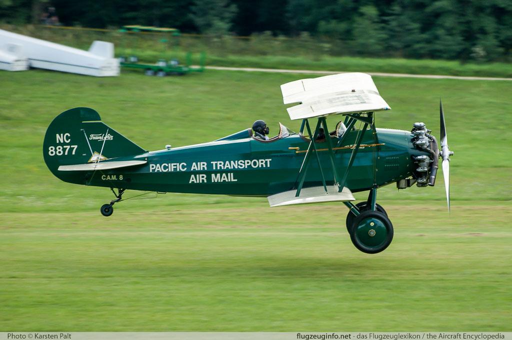 Travel Air / Curtiss-Wright 4000 / Model B / CW-14 ...