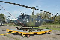 Bell Helicopter 205 UH-1D, German Army Aviation / Heer, 72+64, c/n 8384,© Karsten Palt, 2011