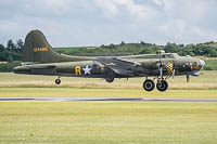 Boeing B-17G Flying Fortress (299P), B-17 Preservation Ltd., G-BEDF, c/n 8693,© Karsten Palt, 2016