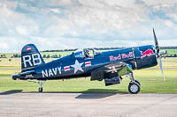 Chance-Vought F4U-4 Corsair, Red Bull Acro Team, OE-EAS, c/n 96995,© Karsten Palt, 2016