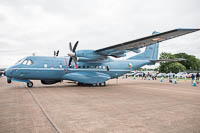 CASA / Airtech CN235-100M Irish Air Corps 252 85 Royal International Air Tattoo 2016 RAF Fairford (EGVA / FFD) 2016-07-09, Photo by: Karsten Palt