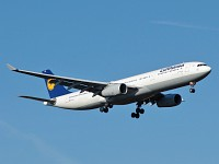 Airbus A330-343X Lufthansa D-AIKC 579  Frankfurt am Main (EDDF / FRA) 2007-10-20, Photo by: Karsten Palt