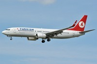 Boeing 737-8F2 (wl) Turkish Airlines TC-JFU 29781 / 461  Frankfurt am Main (EDDF / FRA) 2009-09-03, Photo by: Karsten Palt