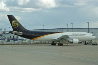 Airbus A300F4-622R UPS - United Parcel Service N125UP 809  Chicago O