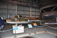 Hawker Hunter F.74A Rhodesian Air Force 280 41H/670805 RAN Fleet Air Arm Museum, Nowra NSW NAS Nowra - HMAS Albatross (YSNW / NOA) 2009-12-16, Photo by: Hartmut Ehlers