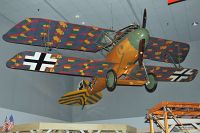 Albatros D.Va Luftstreitkraefte des Deutschen Kaiserreichs 7161/17  National Air and Space Museum Washington, DC 2014-05-28, Photo by: Karsten Palt
